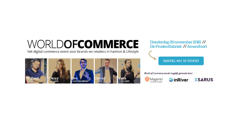 Stockbase aanwezig tijdens World of Commerce event!